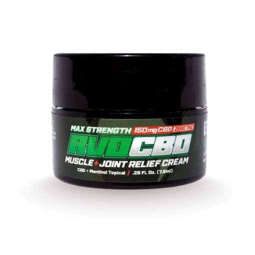 RVD150 Muscle & Relief Cream – Front