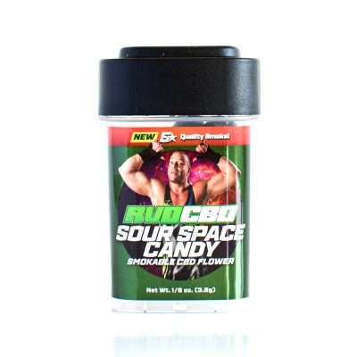 RVDCBD Sour Space Candy Smokable CBD Flower – Get Yours Today!