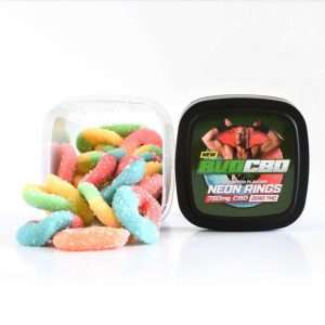 RVDCBD 750mg Neon Ring Gummies – Get Yours Today!